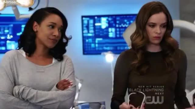 Watch The Flash 4x15/Team Flash talk about terrorist and Devoe/Jay Garick retires from being the Flash GIF on Gfycat. Discover more danielle panabaker GIFs on Gfycat