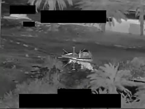 Combat Video Iraq Hellfire Strike On Enemy Vehicle Reddit