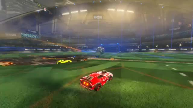 Watch and share Rocket League GIFs by levirees172 on Gfycat