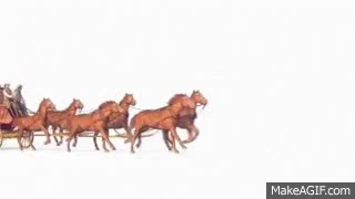 Watch and share Animating The Wells Fargo Stagecoach GIFs on Gfycat