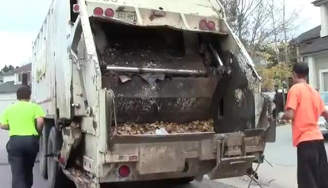 Watch and share The Garbage Man Of Parker GIFs on Gfycat