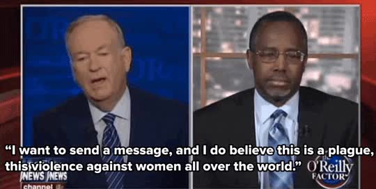 Watch and share Bill O'reilly GIFs and Ben Carson GIFs on Gfycat