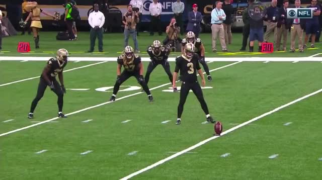 Watch and share 34 Hogan With Great Hands On An Onside GIFs on Gfycat