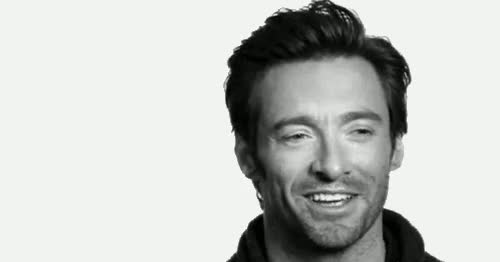 Watch and share Hugh Jackman GIFs and Celebrity GIFs on Gfycat