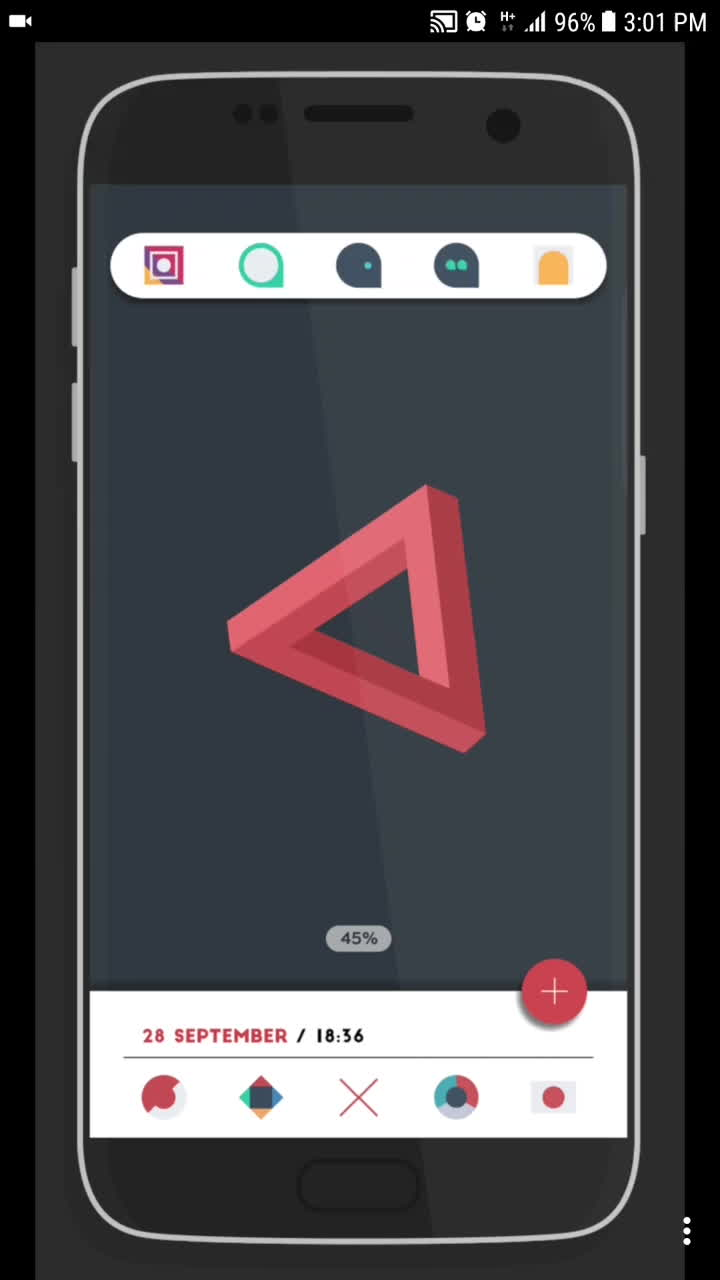 androidthemes, Inspired by Irwin Kurnaidi. GIFs