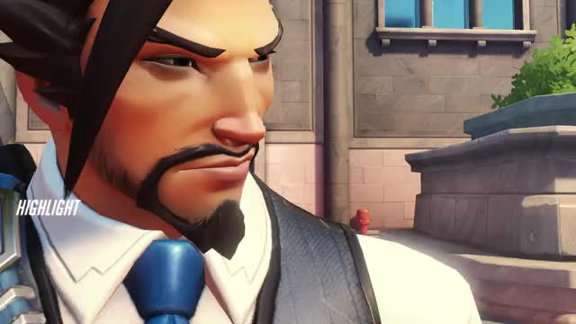 Watch Nice kills GIF by @opaquer on Gfycat. Discover more hanzo, highlight, overwatch GIFs on Gfycat