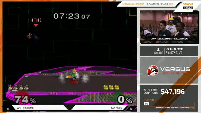 Watch #SmashTheRecord 2016! | Final Day | Smash Bros. / Speedrunning St. Jude Charity Event! GIF on Gfycat. Discover more smashgifs GIFs on Gfycat