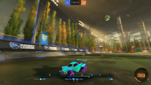Watch Epic dunk GIF on Gfycat. Discover more RocketLeague GIFs on Gfycat