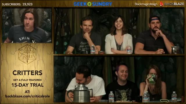 Watch this trending GIF on Gfycat. Discover more charlie supernatural, critical role, critters, fantasy, felicia day, fvid, geek & sundry, geek and sundry, lord of the rings, the guild GIFs on Gfycat