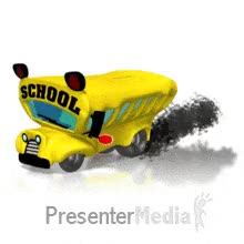 Watch and share School Bus Burning Out GIFs on Gfycat