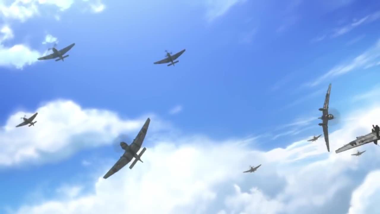 Anime WW2 GIFs
