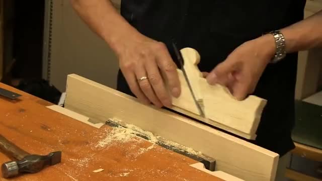Watch How to Make a Poor Man's Rebate Plane | Paul Sellers GIF on Gfycat. Discover more woodworking GIFs on Gfycat