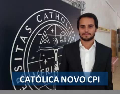 Watch and share 25 - CATÓLICA NOVO CPI animated stickers on Gfycat