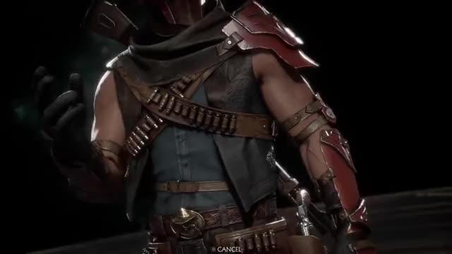 Watch and share Mortal Kombat 11 GIFs and Erron Black I GIFs on Gfycat