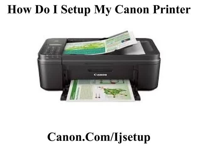 Watch and share How Do I Setup My Canon Printer GIFs by Gaston Rock on Gfycat
