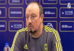 Watch and share Rafa Benitez GIFs on Gfycat