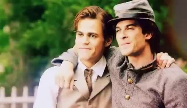Watch brothers GIF on Gfycat. Discover more damon stefan GIFs on Gfycat