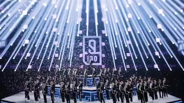 Watch and share Idol Producer Season2 Theme Song GIFs on Gfycat