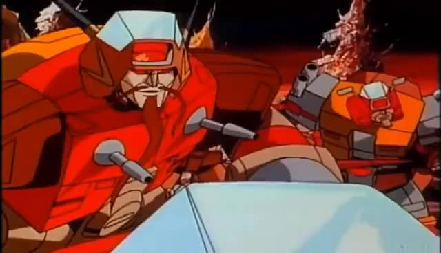 Watch Transformers G1 The Movie Autobots vs Junkions GIF on Gfycat. Discover more related GIFs on Gfycat