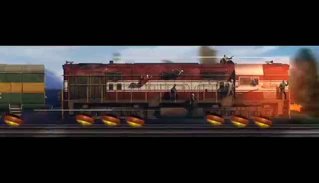 Simon Viklund vs. Quad City DJs: Dunkday 2 - Hoop Train GIFs