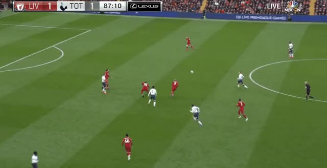 Watch and share Tottenham Hotspur GIFs and Soccer GIFs by FIFPRO Stats on Gfycat