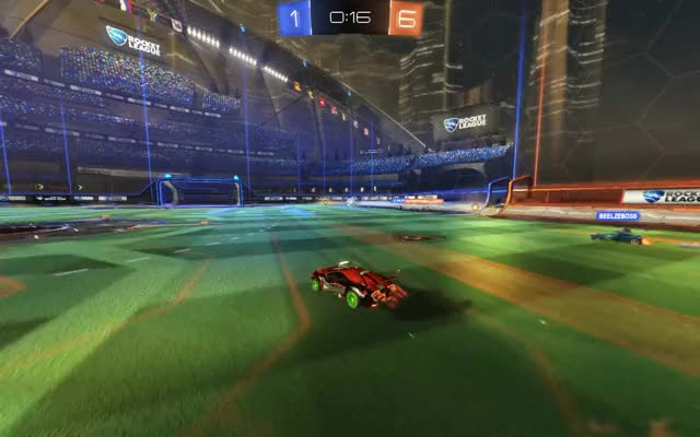 Watch and share Rocket League GIFs by electrictool on Gfycat