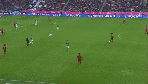 Watch and share Mario Mandzukic. Bayern Munich - Greuther Furth. 2012-13 GIFs by fatalali on Gfycat