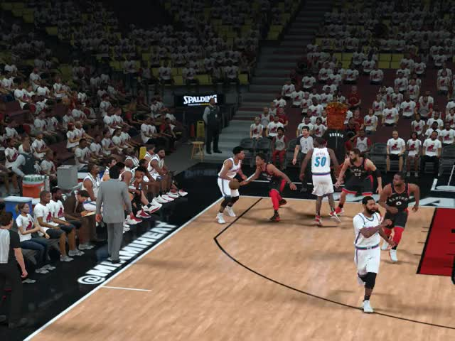 Watch and share NBA2K18 2018 03 15 200017 0 GIFs on Gfycat