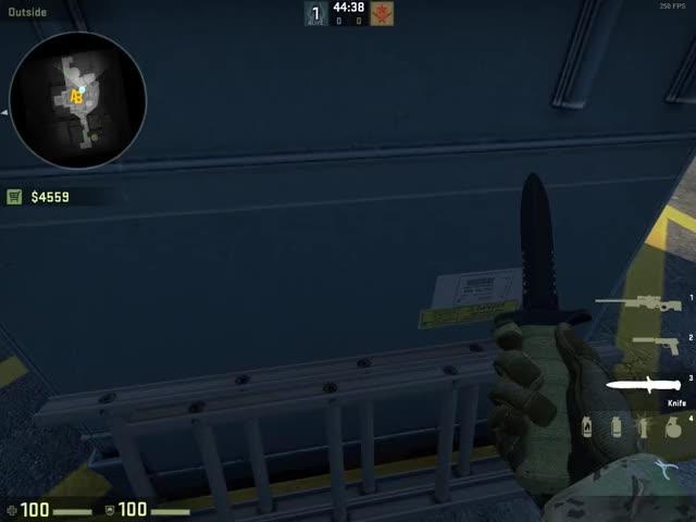 Watch and share CSGO Nuke Top Garage Jump GIFs by sokoma on Gfycat