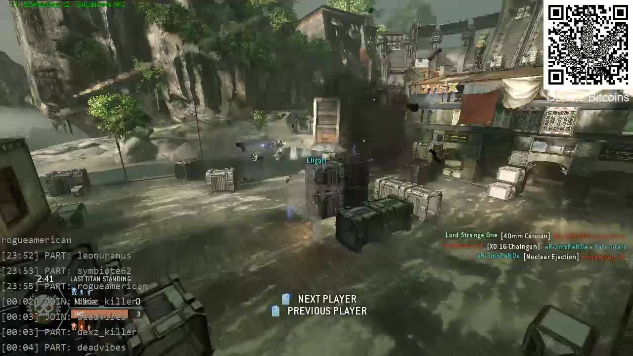 titanfall, The Effects of Stim Abuse GIFs