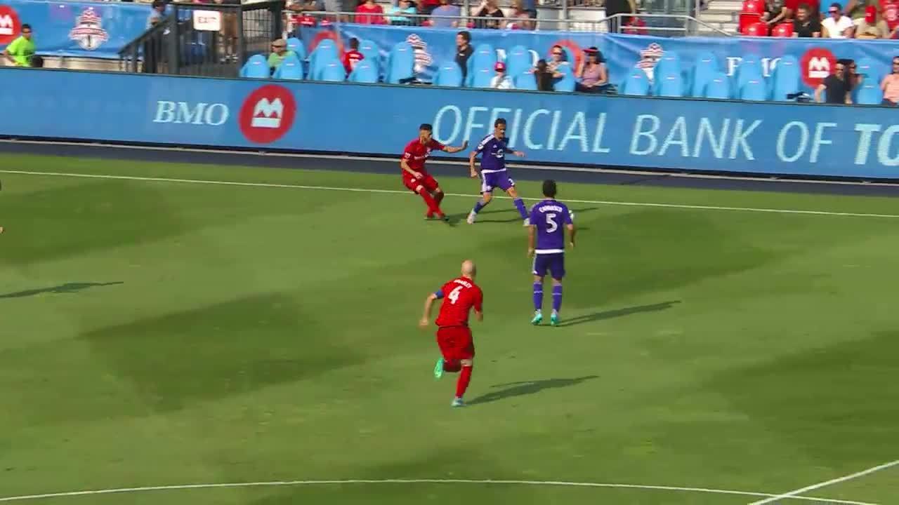 Marky Delgado Goal vs. Orlando GIFs
