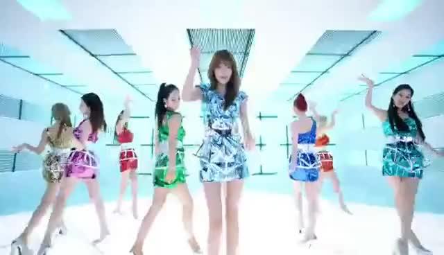 Watch and share GIRLS`GENERATION 少女時代_GALAXY SUPERNOVA_Music Video Dance Ver. GIFs on Gfycat