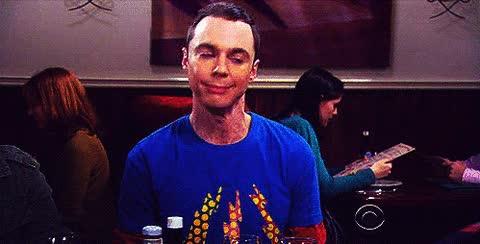 Watch and share Sheldon GIFs on Gfycat