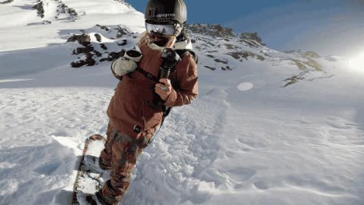 GOPRO INTRODUCING KARMA - GOPRO DRONE GIF GIFs