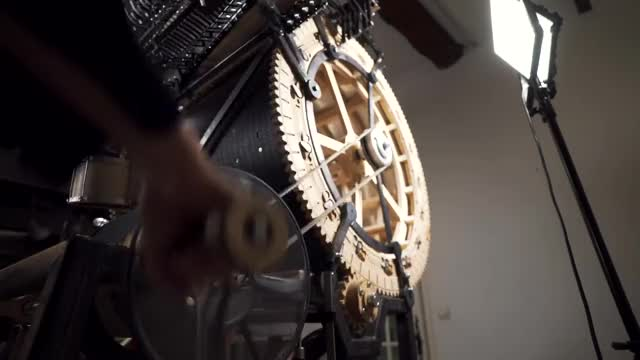 Watch Marble Conveyer Belt Completed! - Marble Machine X GIF on Gfycat. Discover more related GIFs on Gfycat