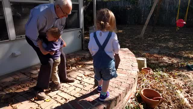 Watch Grandy Save GIF on Gfycat. Discover more DadReflexes, dadreflexes GIFs on Gfycat