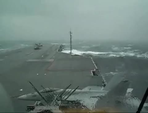 Watch and share Perfect Storm 90 Foot Waves!!! GIFs on Gfycat