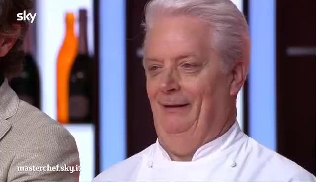 "Watch and share La ""Morte Nera"" È Tornata: Iginio Massari GIFs on Gfycat"