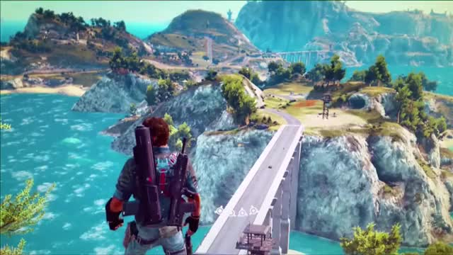Watch Just Cause 3 Explosion GIF on Gfycat. Discover more Explosion, Just Cause 3, gaming GIFs on Gfycat