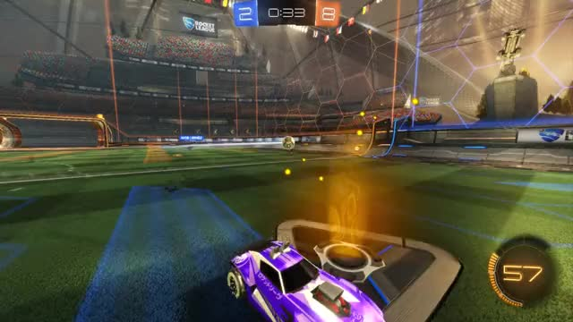 Watch and share Rocket League GIFs by Slaycool on Gfycat