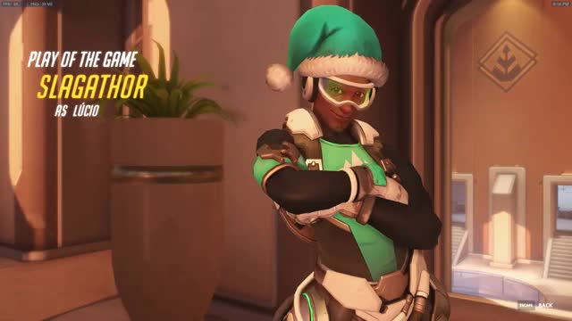 Watch Lucio Punch Power GIF on Gfycat. Discover more Overwatch GIFs on Gfycat
