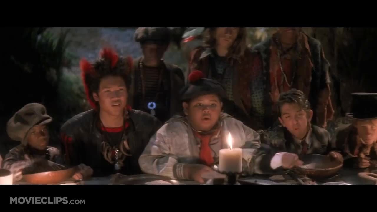 068t3n, 0bl1h9, 0dzf_, 0g9c1vl, 23072, Hook, amg, fantasy, hookah, movieclipsdotcom, Hook (2/8) Movie CLIP - Insults at Dinner (1991) HD GIFs
