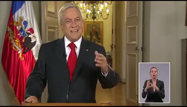 Watch Cadena: Piñera explica fallo de La Haya GIF on Gfycat. Discover more related GIFs on Gfycat