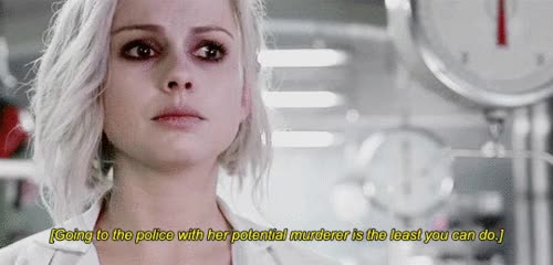 Watch Izombie GIF on Gfycat. Discover more rose mciver GIFs on Gfycat