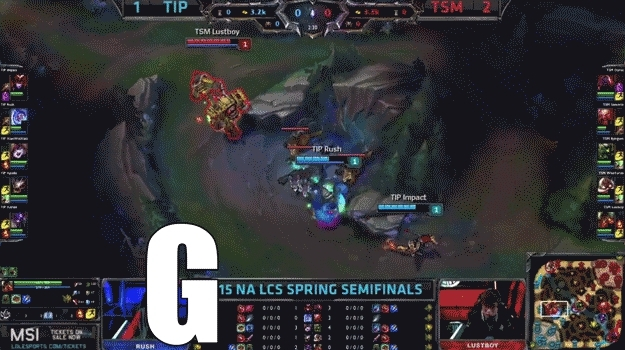 leagueoflegends, Lustcena - TeamSoloMid GIFs