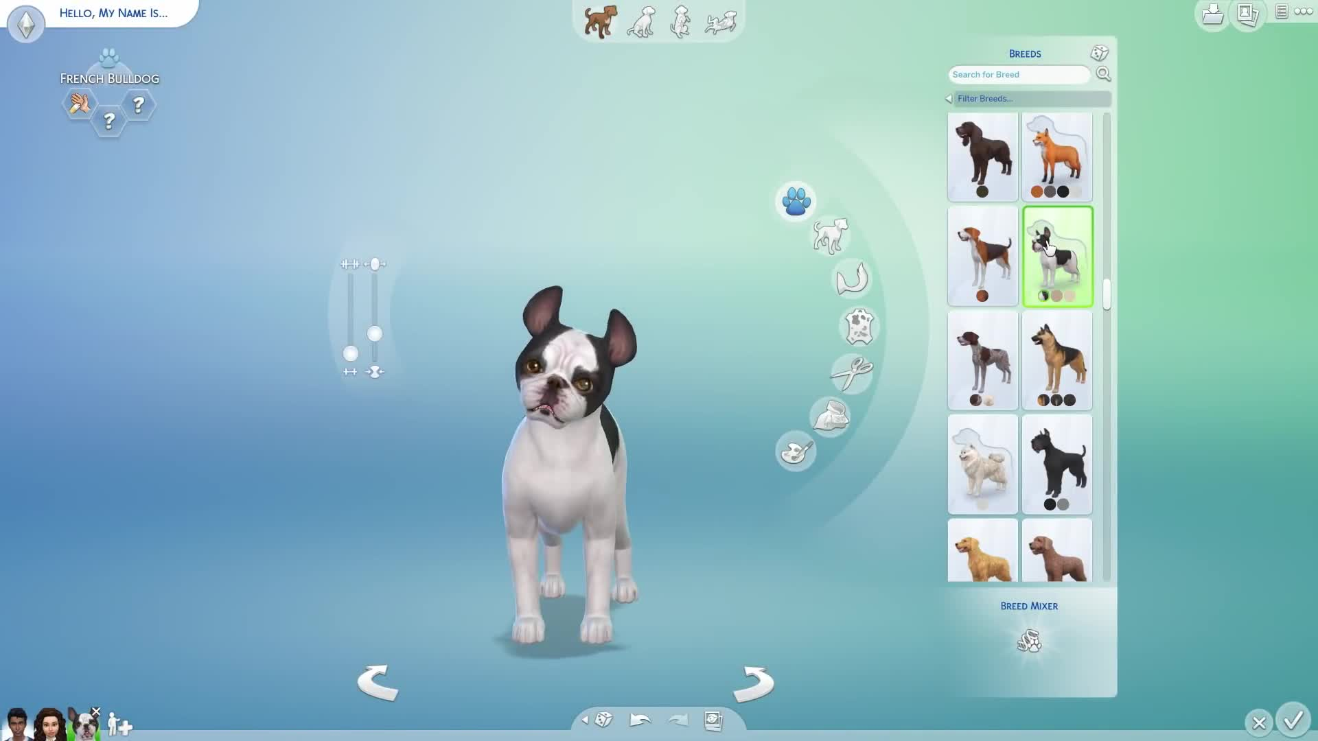 The Sims 4 Cats Dogs Create A Pet Official Gameplay Trailer Gif