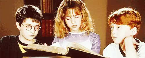 Watch hermione books GIF on Gfycat. Discover more related GIFs on Gfycat