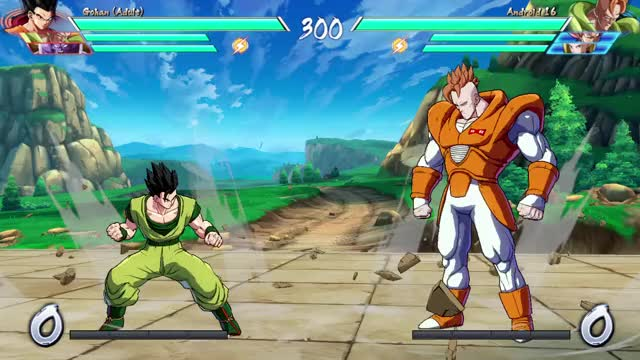 Watch and share Dragonball Fighterz GIFs and Android 16 GIFs by wildhabuddy on Gfycat