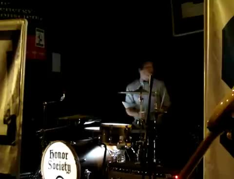 Dark, Honor, See, Society, You, drummer, the, drums GIFs