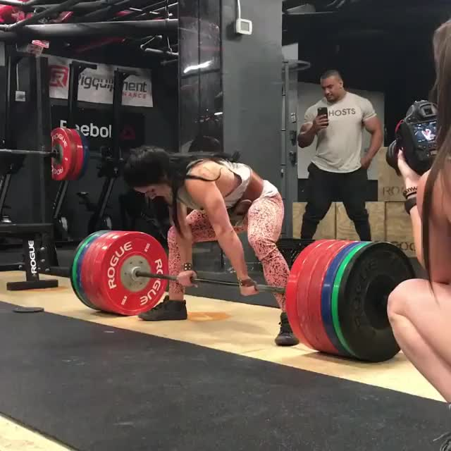 Watch Stefanie Cohen.mp4 GIF by @bubbascarecrow on Gfycat. Discover more Stefanie Cohen, deadlift, fitness, gym, hybrid GIFs on Gfycat